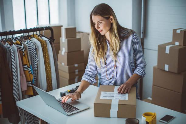set up e-commerce website