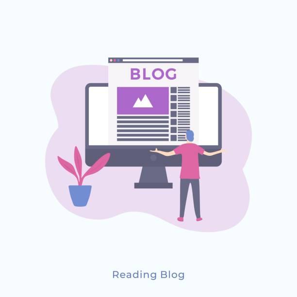 writing a blog on blog sites